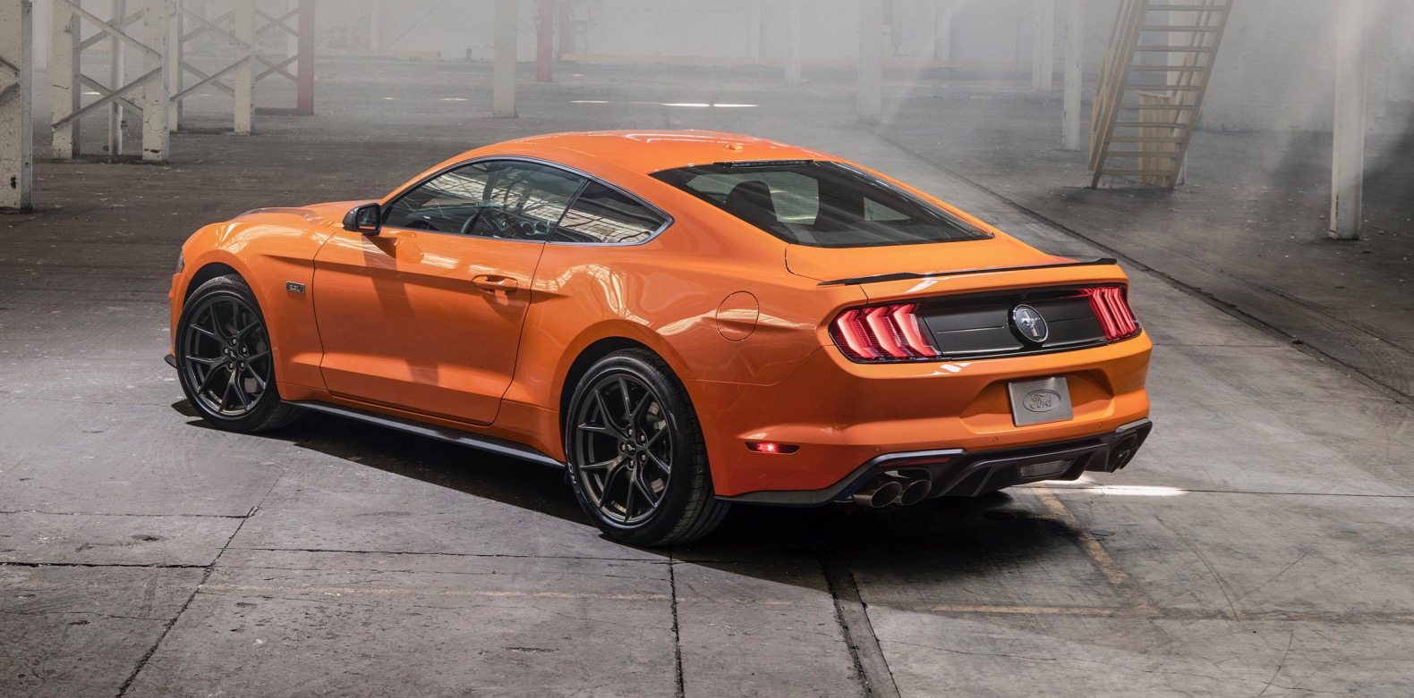 ford mustang ecoboost  high performance package revealed  torque report
