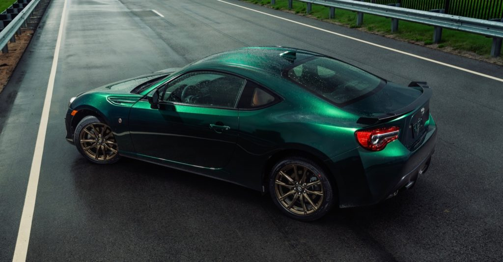 2020 Toyota 86 Hakone Edition Looks Perfect In Green The