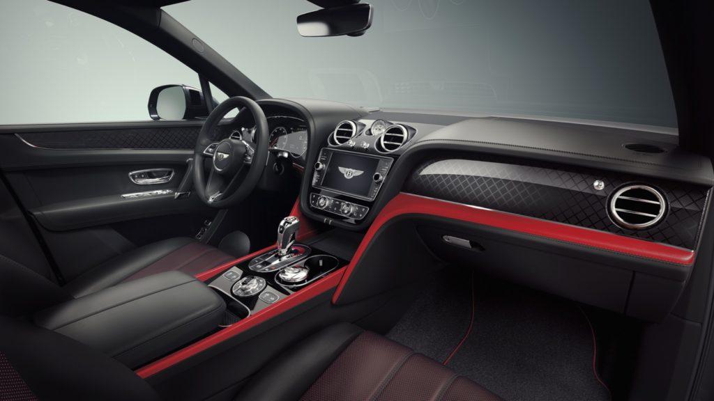 Bentley Bentayga V8 Design Series