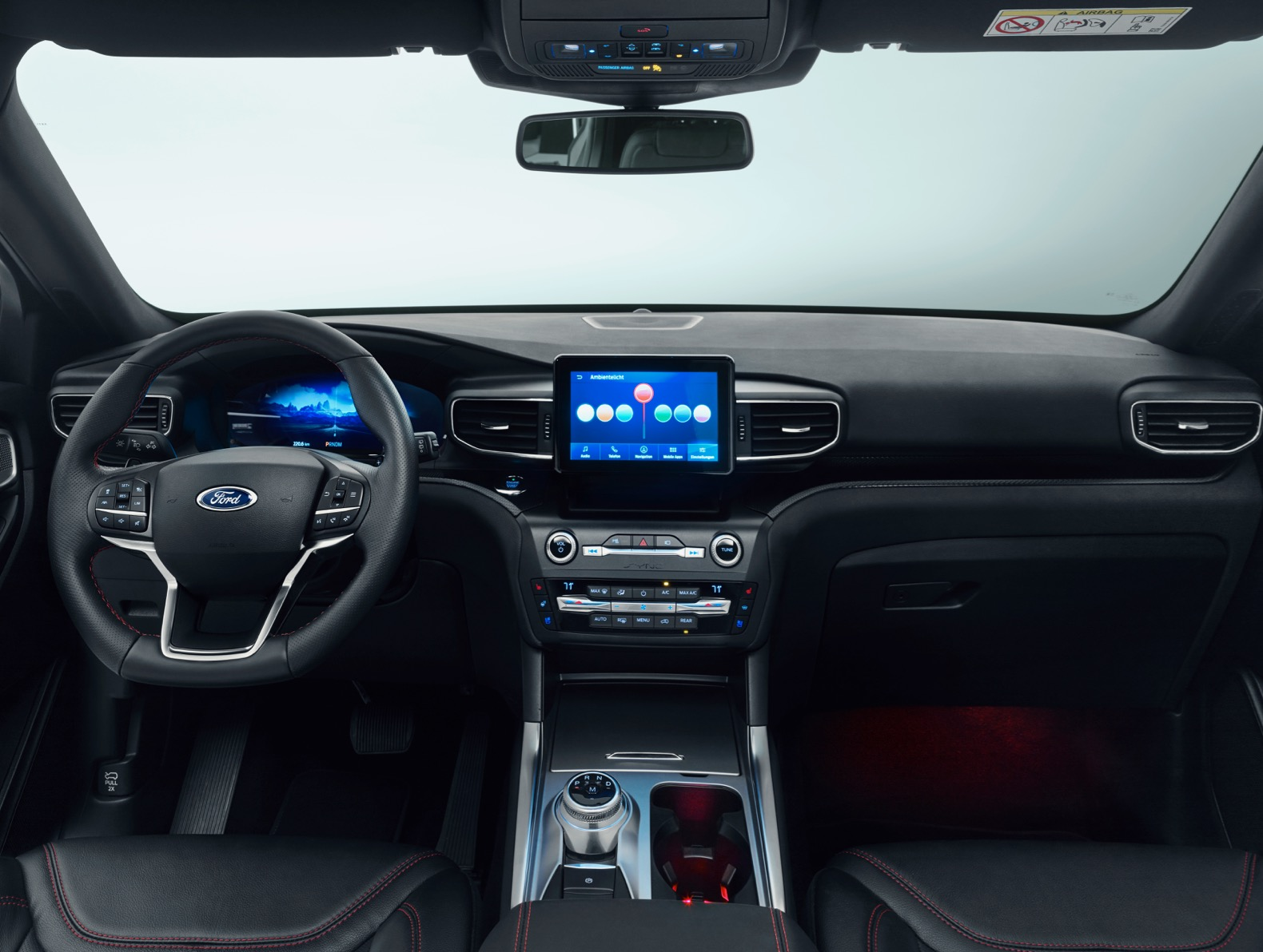 2020 Ford Explorer Plug In Hybrid Debuts In Europe The