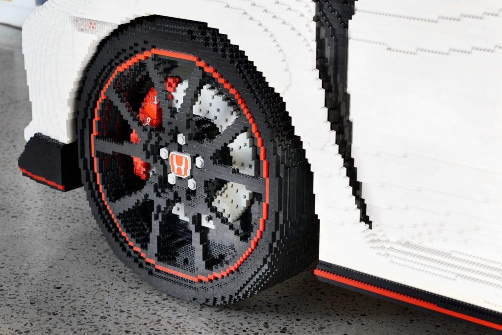 Lego Honda Civic Type R