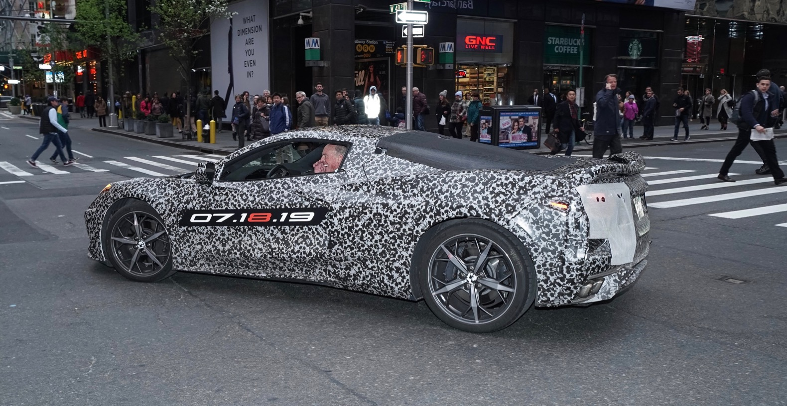2020 Chevy Corvette C8 Debut Will Be Livestreamed On July 18 The