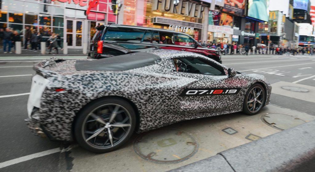 Corvette C8