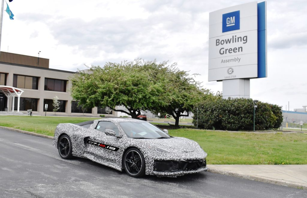 GM to Add Second Shift and More Than 400 Hourly Jobs at Bowling Green (Ky.) Assembly Plant