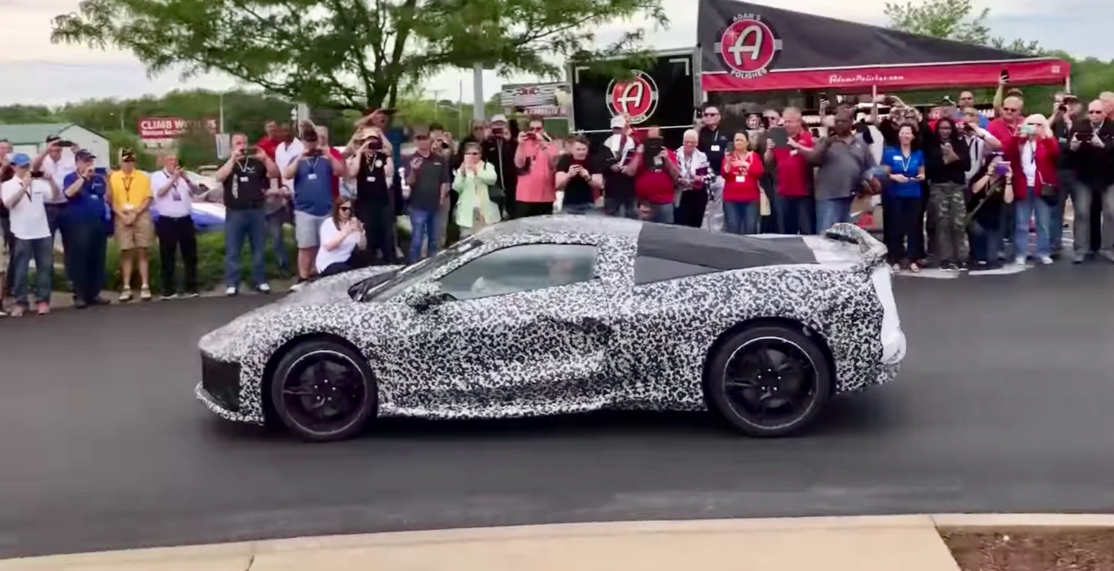 Listen To The 2020 Chevy Corvette C8 S Mid Engine V8 The Torque Report