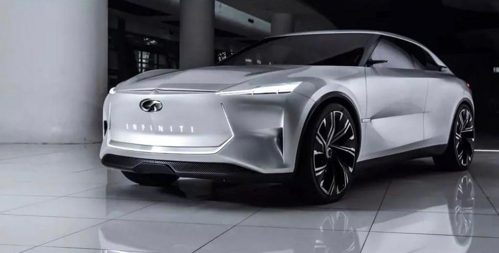 Infiniti Qs Inspiration electric sedan concept leaked ...