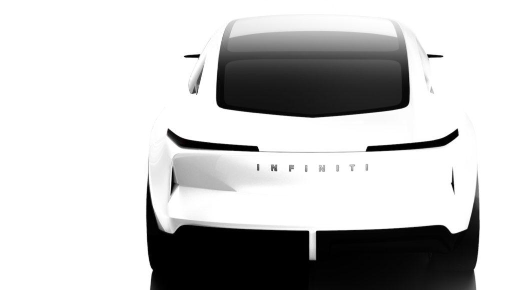Infiniti Qs Inspiration Concept