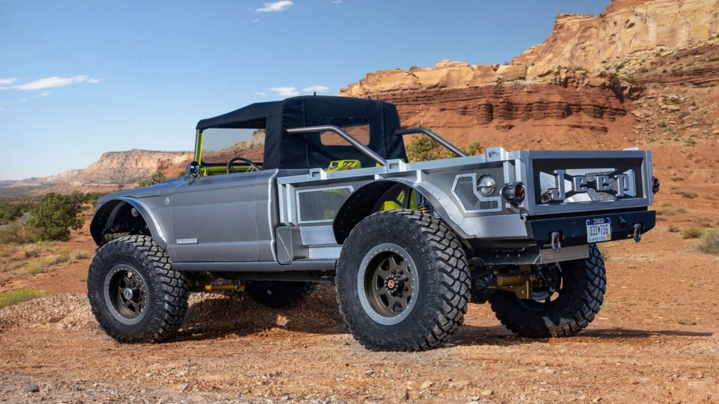 jeep gladiator concepts head to the moab easter jeep