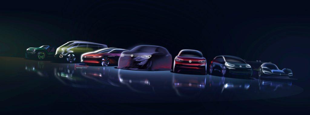 VW I.D. Roomzz Concept Teaser