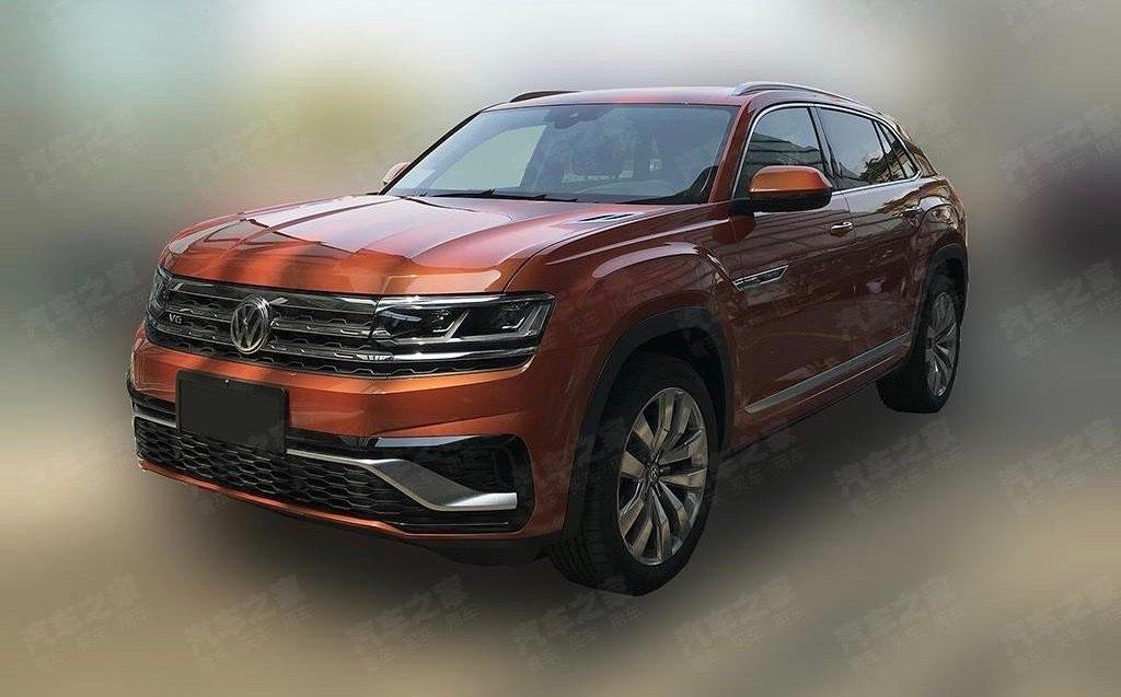 vw atlas coupe