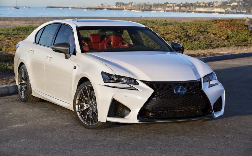 2019 Lexus GS F Review