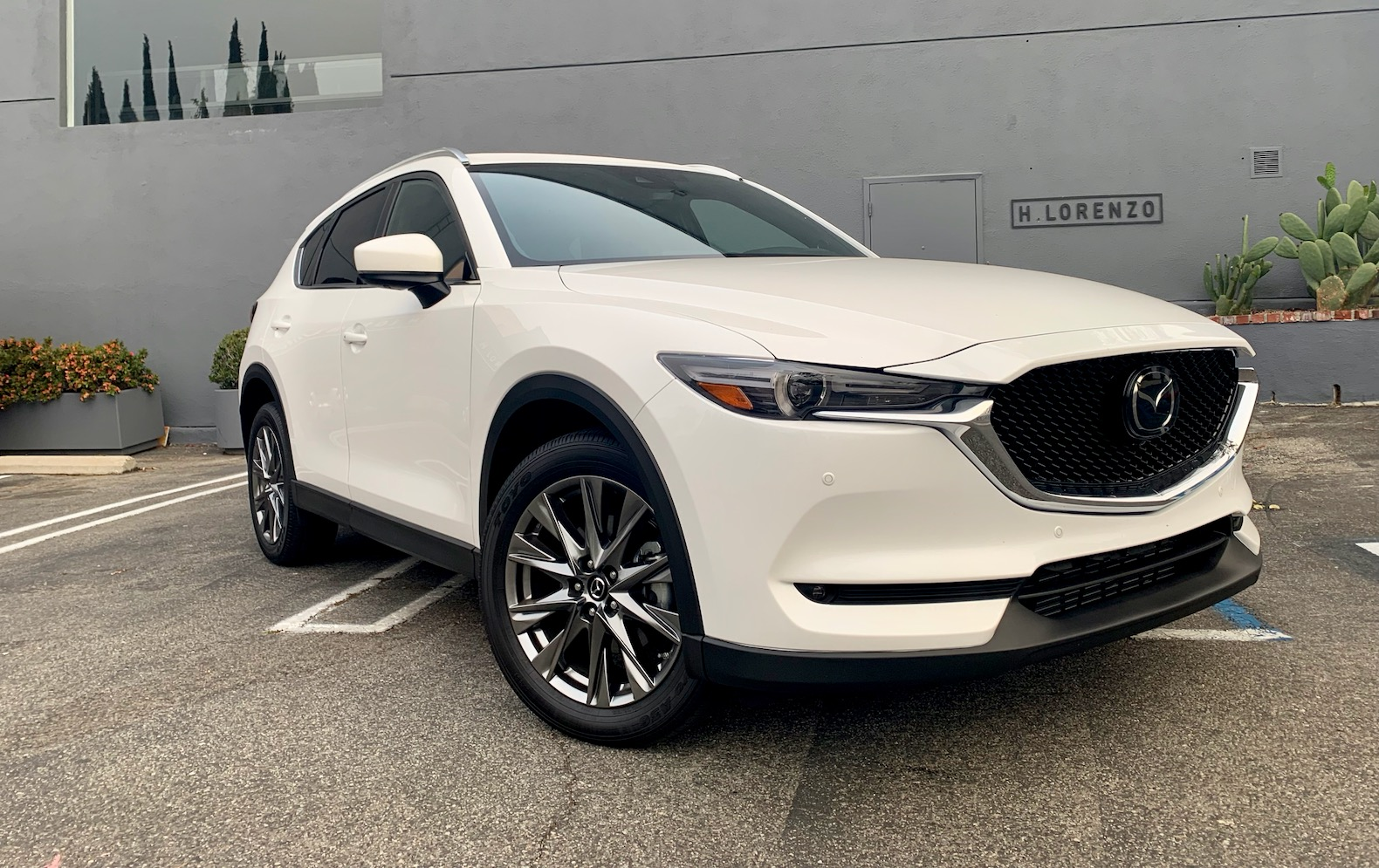 2019 mazda cx 5 review the turbo is the icing on the top. Black Bedroom Furniture Sets. Home Design Ideas