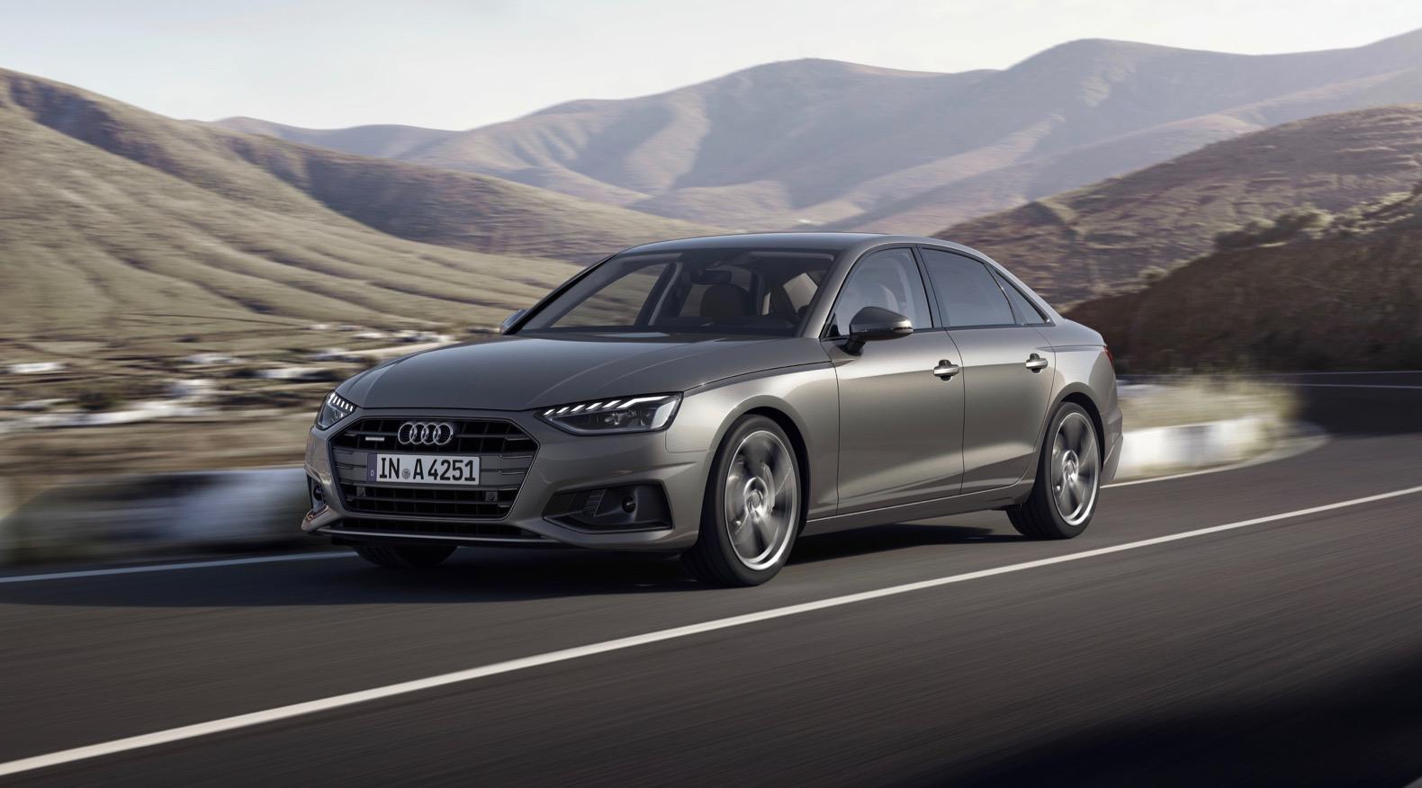 2020 Audi A4 Gets A Facelift The Torque Report