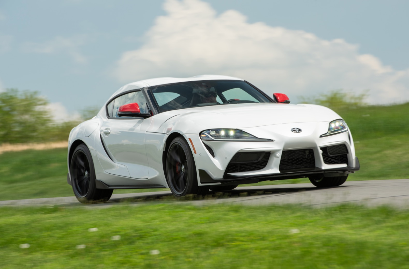 2020 Toyota Gr Supra Review Bringing The Excitement Back