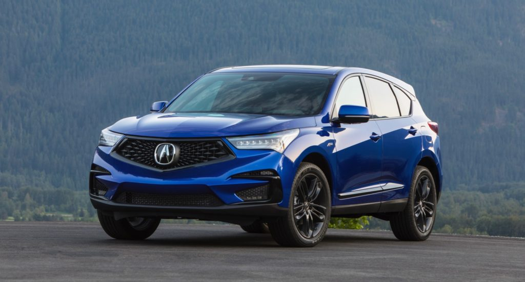 2020 Acura Rdx Priced At 38 595 The Torque Report