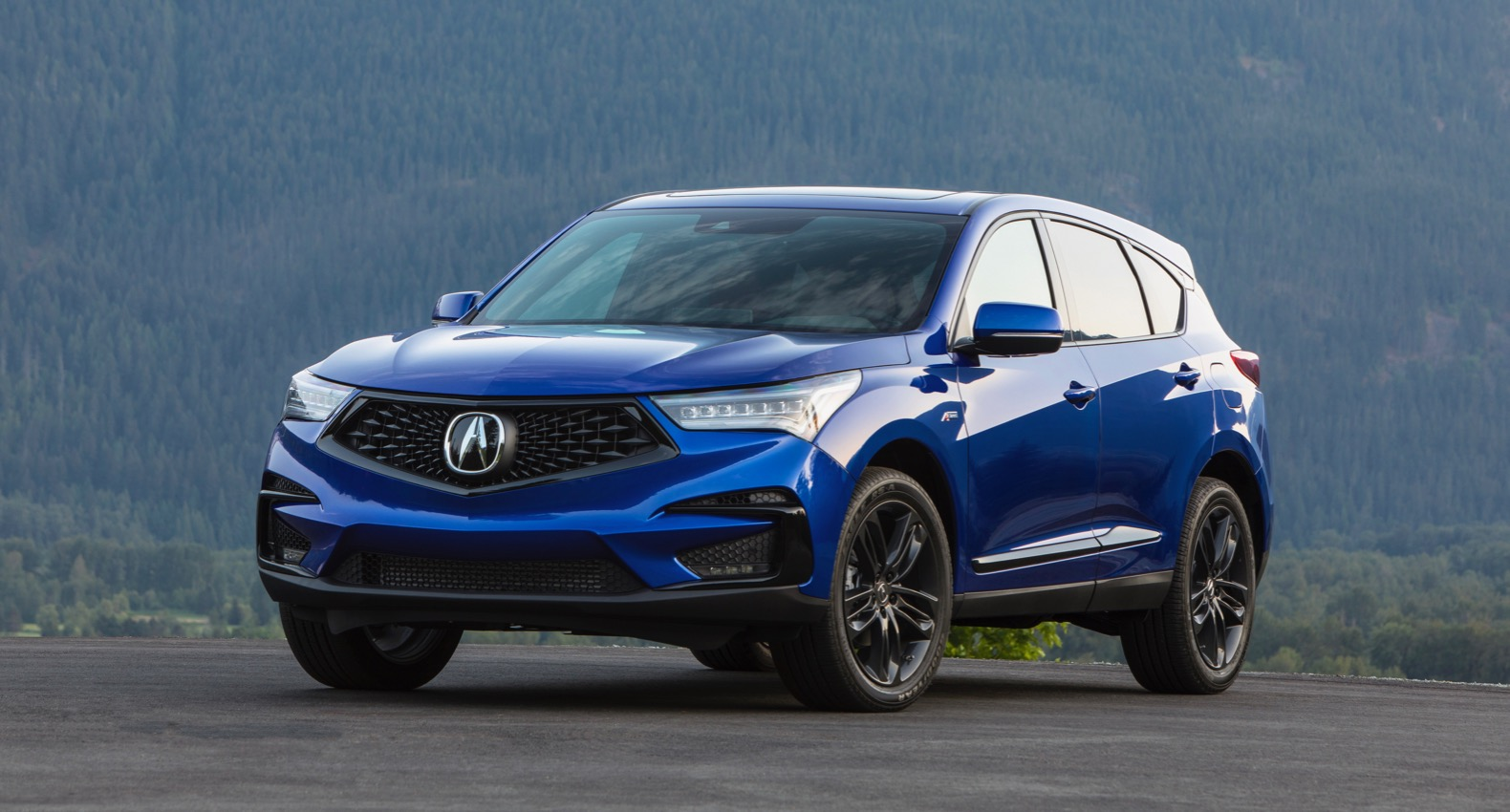 2020 acura rdx priced at  38 595