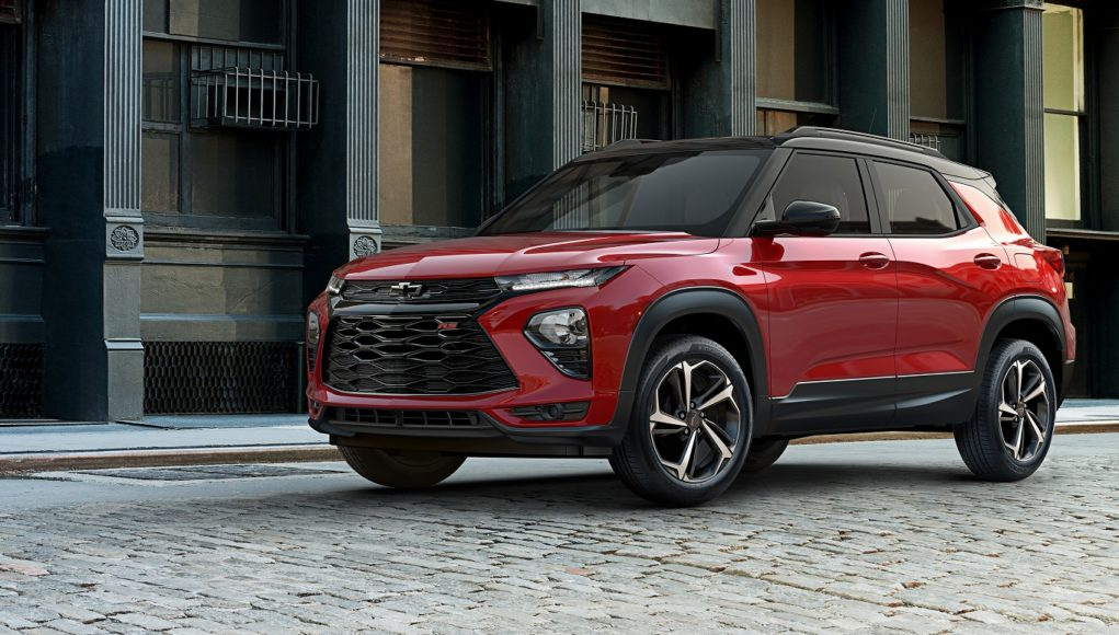 2021 Chevy Trailblazer adds another crossover to the lineup | The Torque Report