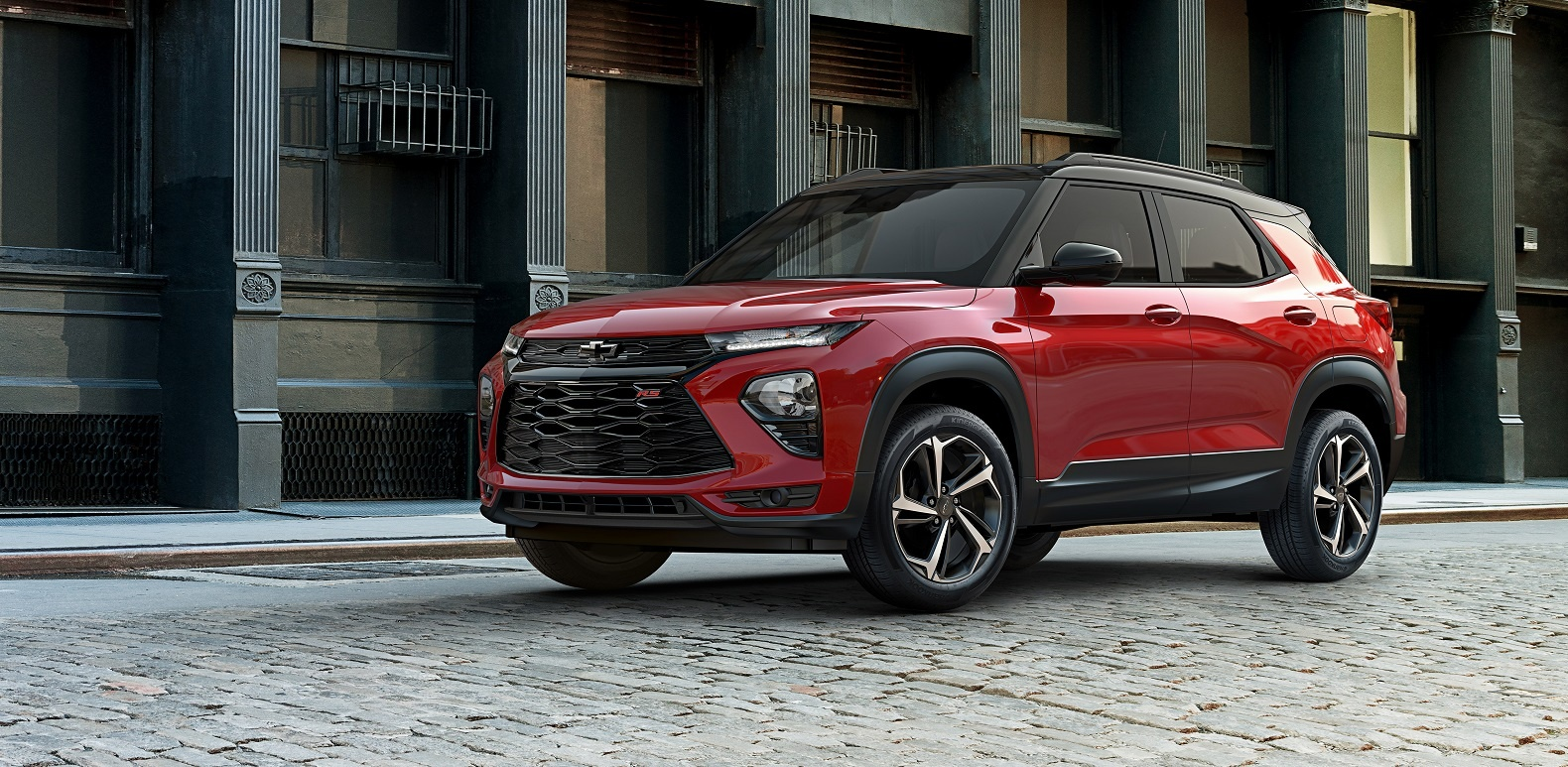 2021 Chevy Trailblazer adds another crossover to the ...