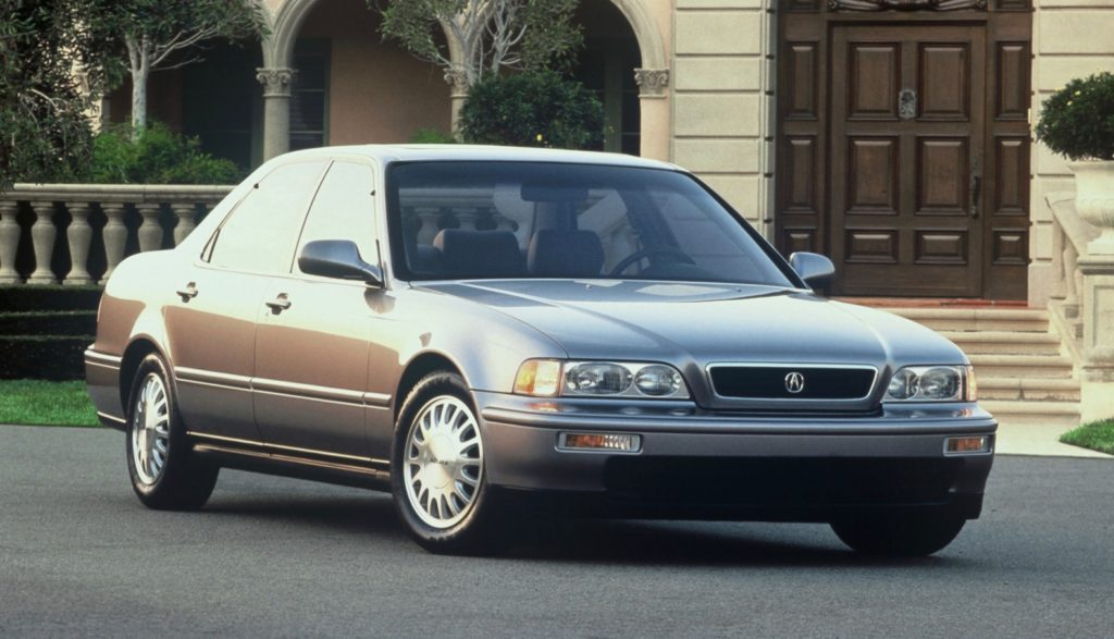 Is The Acura Legend Coming Back The Torque Report
