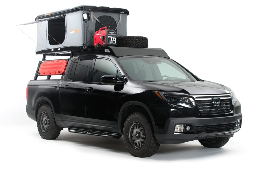 Honda Passport and Ridgeline Projects are ready for an overland excursion | The Torque Report