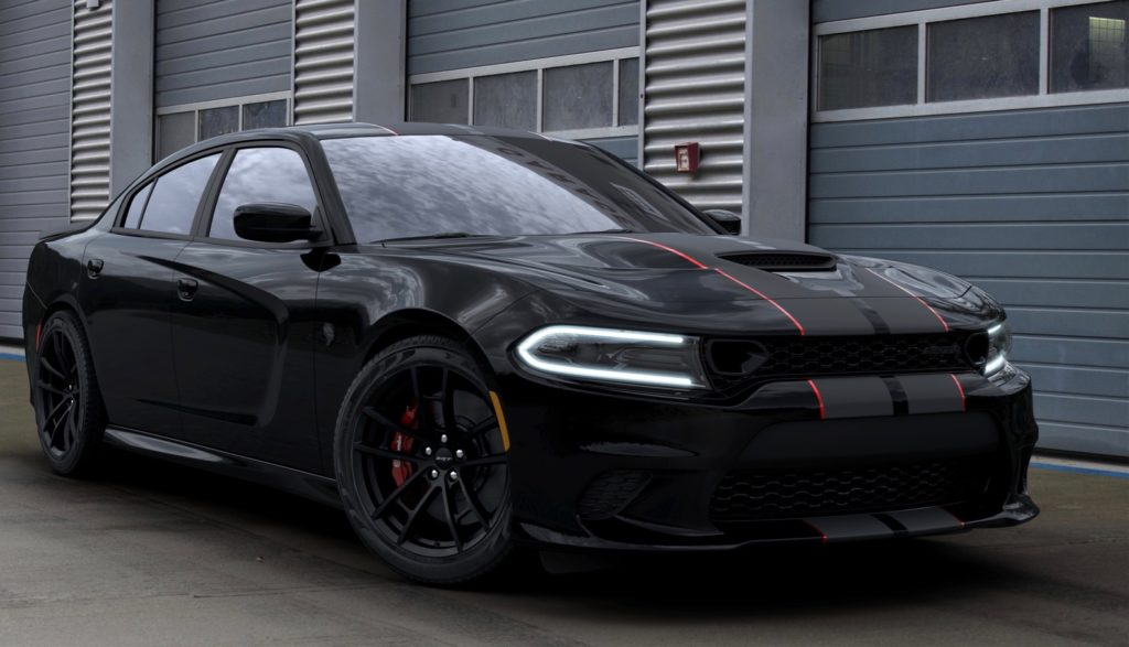 2019 Dodge Charger Srt Hellcat Octane Edition Gets Blacked