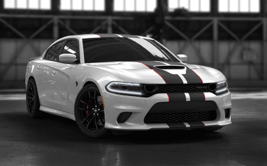 2019 Dodge Charger SRT Hellcat Octane Edition