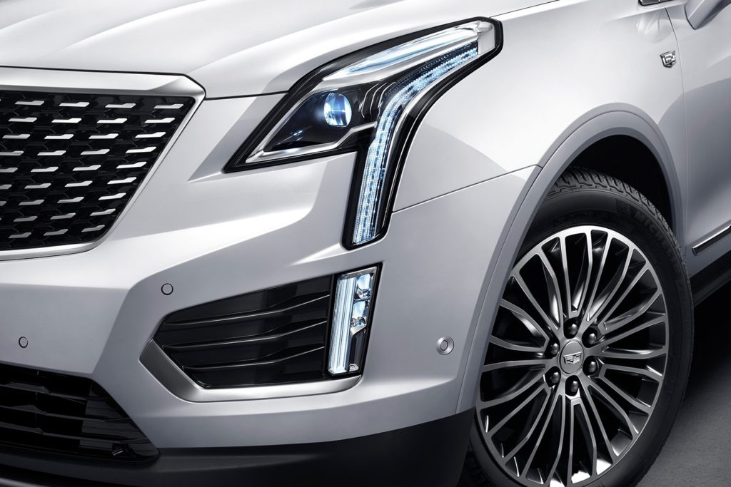 Restyled 2020 Cadillac XT5 debuts in China | The Torque Report