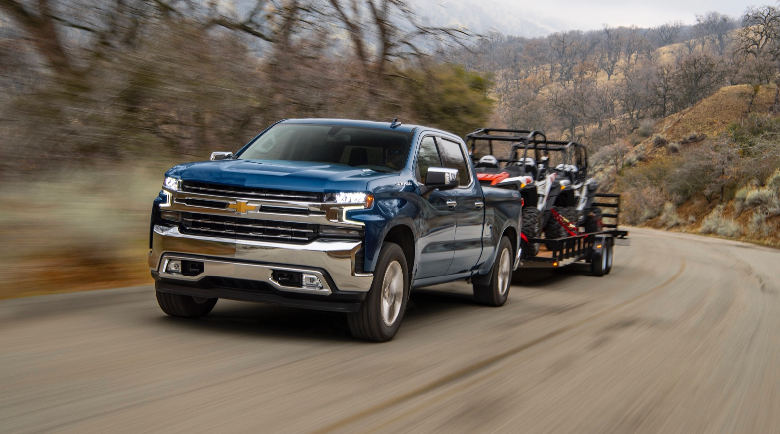 2020 Chevy Silverado Diesel arrives with 277 hp and 460 lb ...