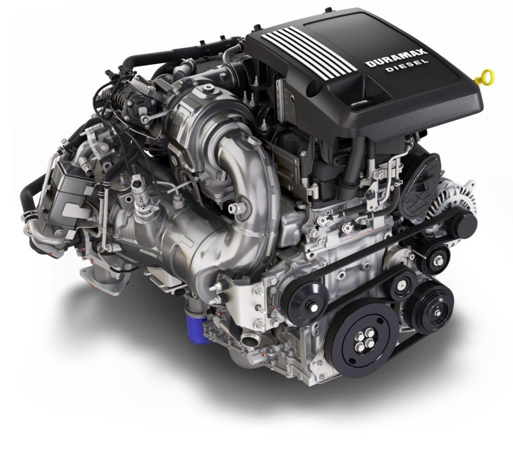 2020 Chevy Silverado Diesel
