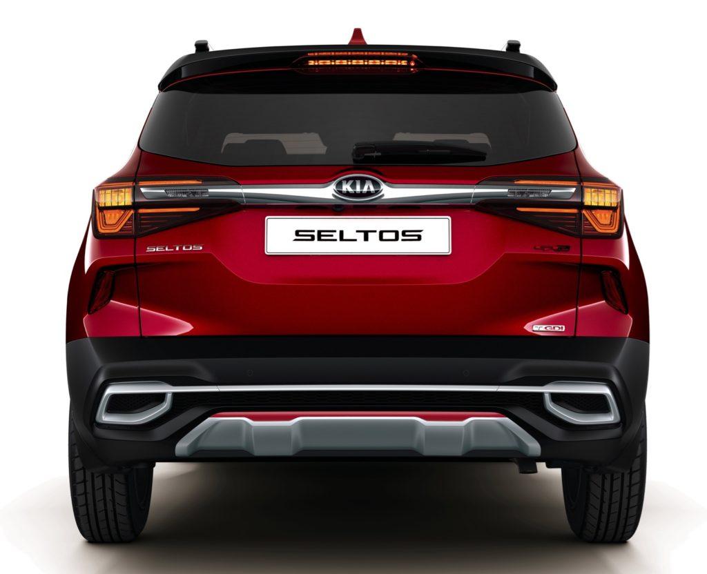 2020 Kia Seltos is the brand's new global compact SUV ...