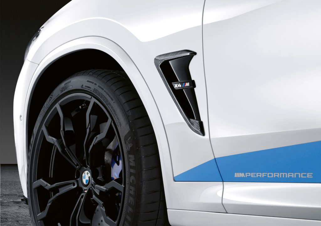 BMW X3 M and X4 M get M Performance parts | The Torque Report