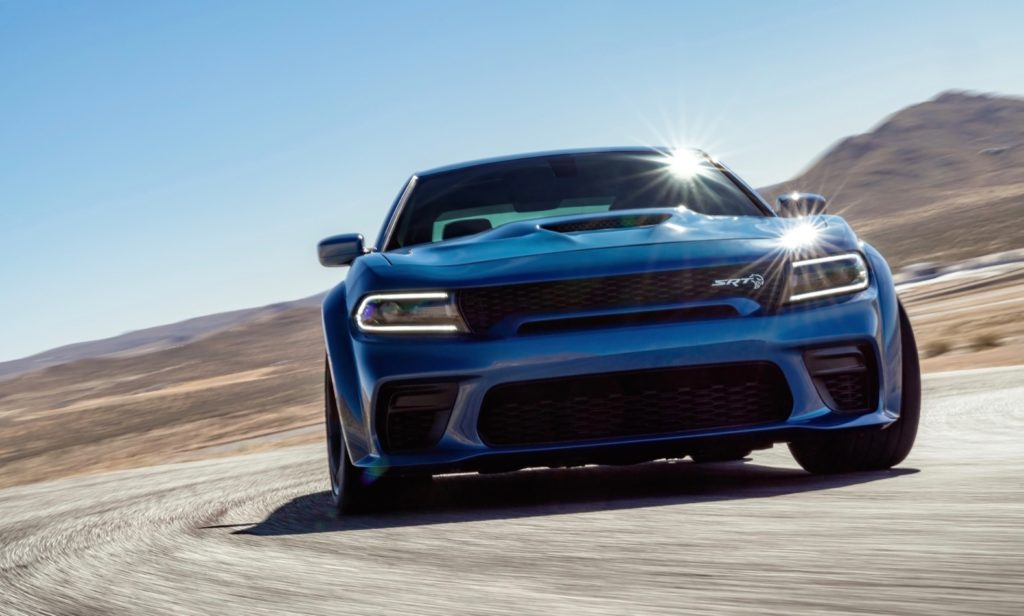 2020 dodge charger widebody debuts for the srt hellcat and