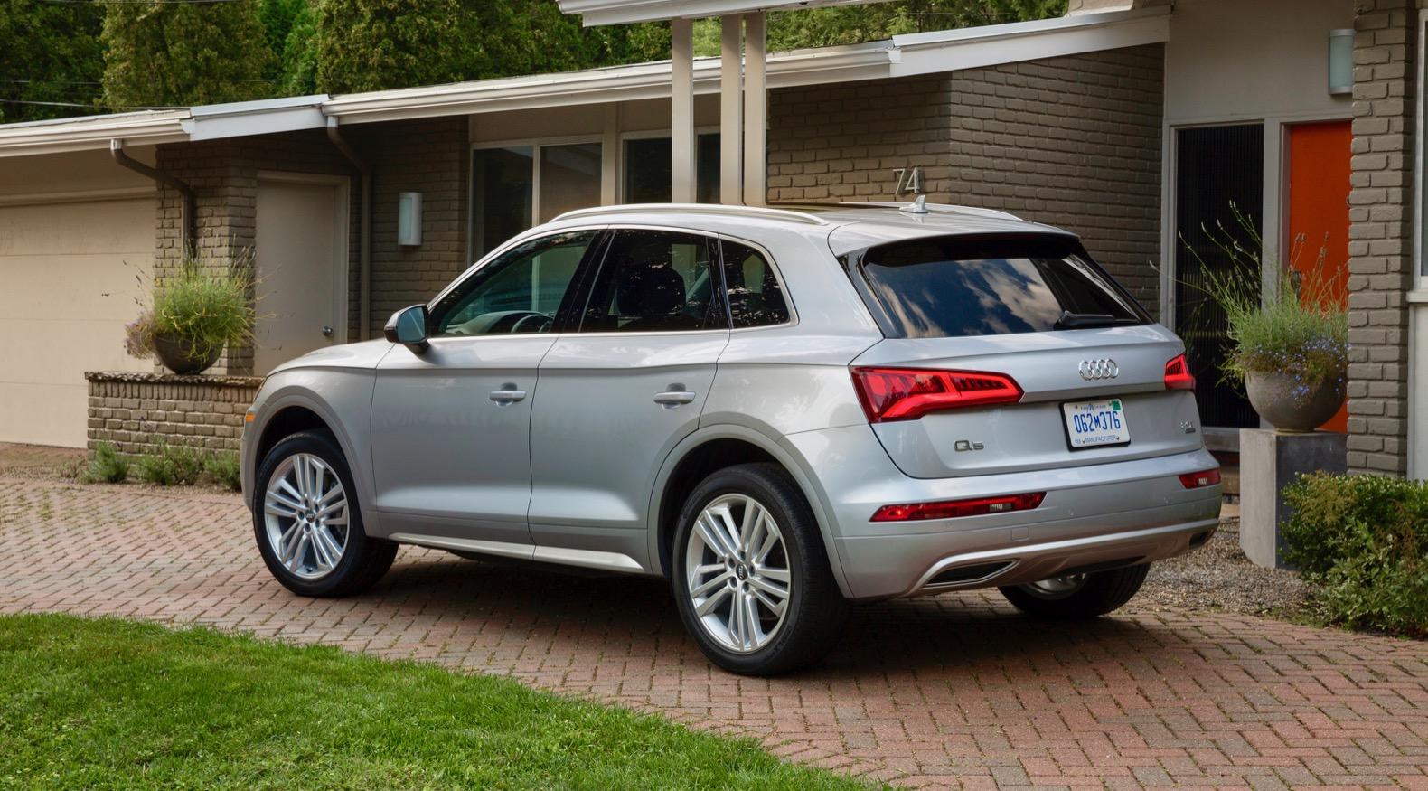 2019 Audi Q5 Review Stylish Restraint The Torque Report