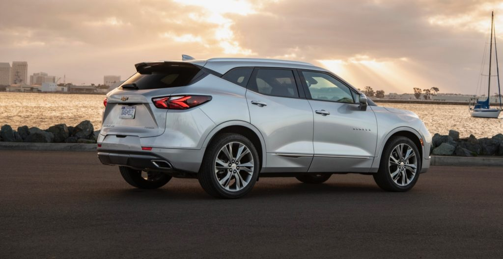 2020 Chevy Blazer gets a 2.0L turbo four-cylinder | The ...