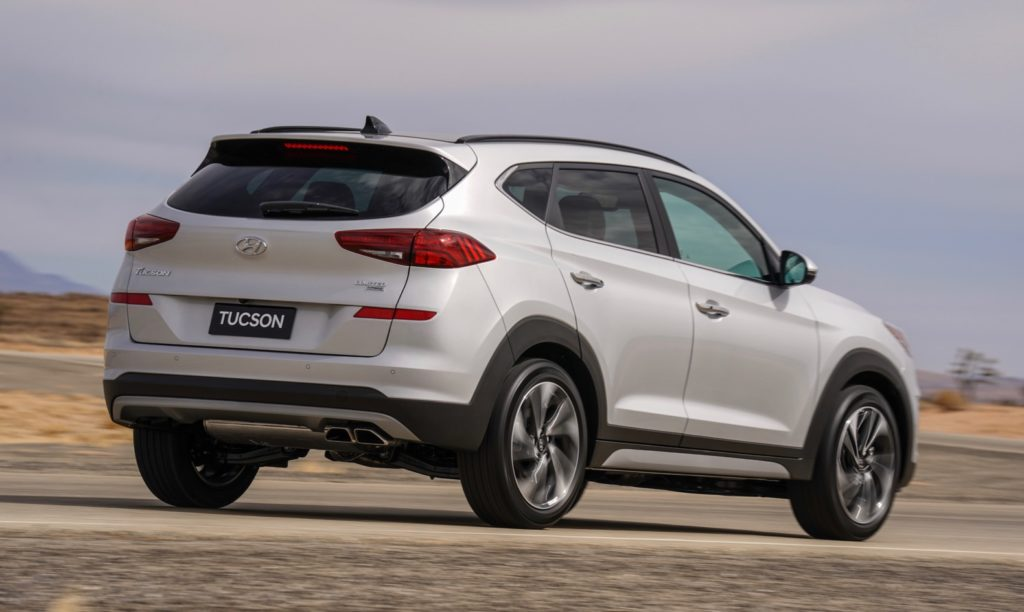 2019 Hyundai Tucson Review