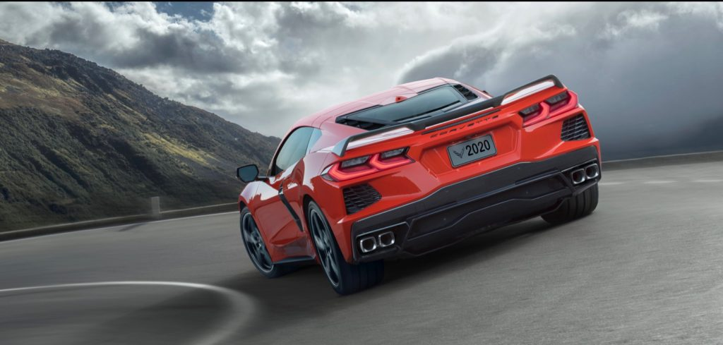 2020 Chevy Corvette Stingray is already almost sold out ...