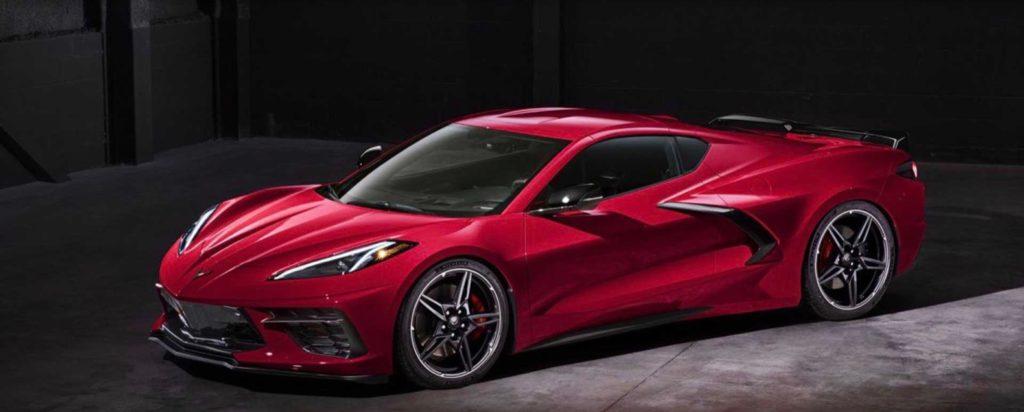 2020 Chevy Corvette Leak