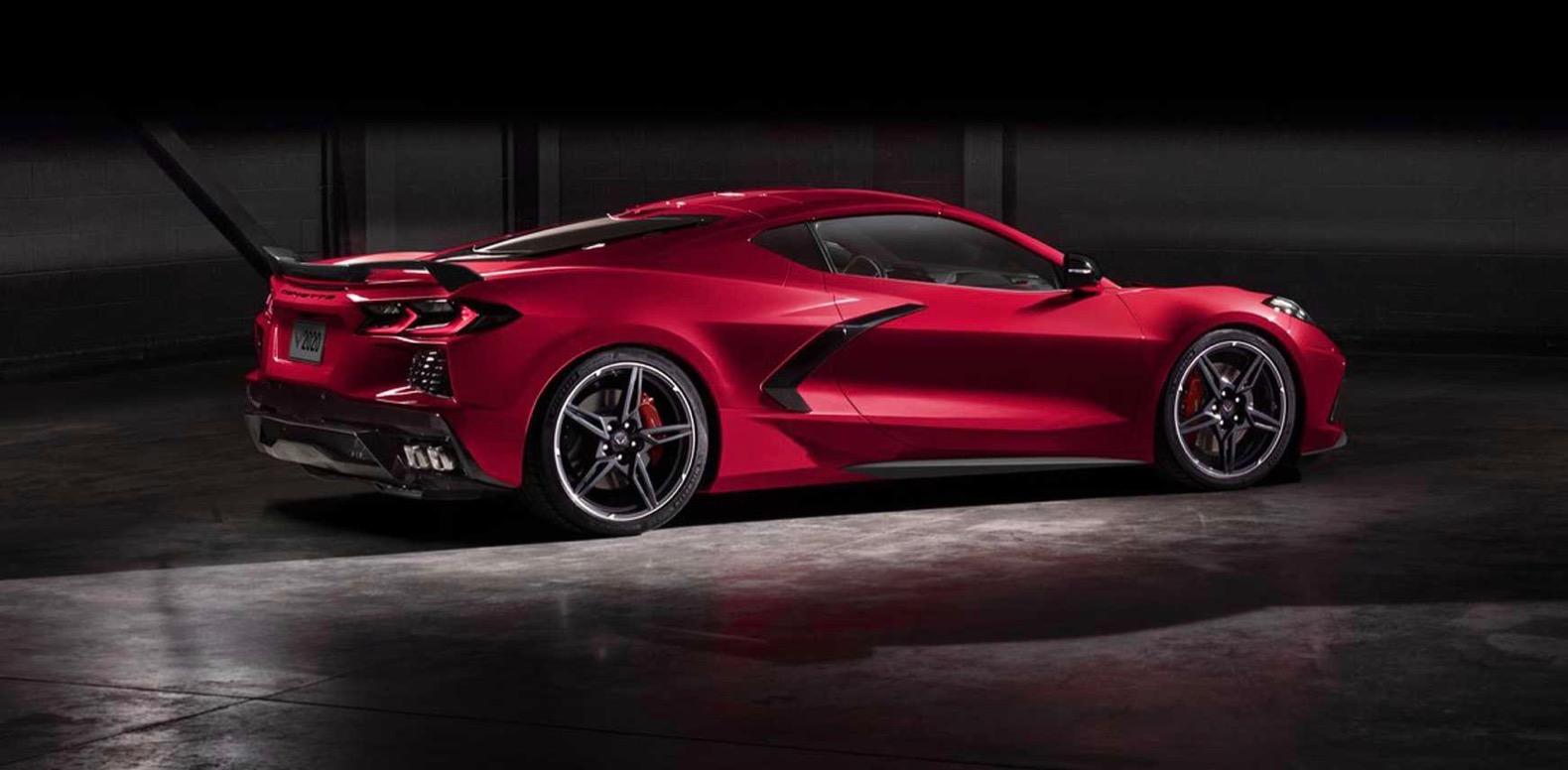 2020 Chevy C8 Corvette Stingray leaked! | The Torque Report