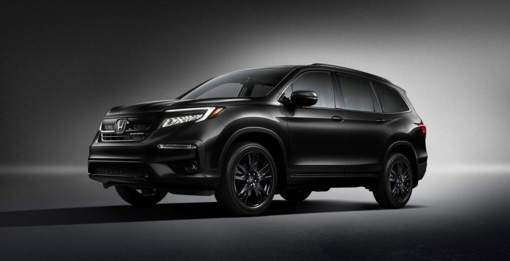 2020 Honda Pilot Gets A Black Edition The Torque Report