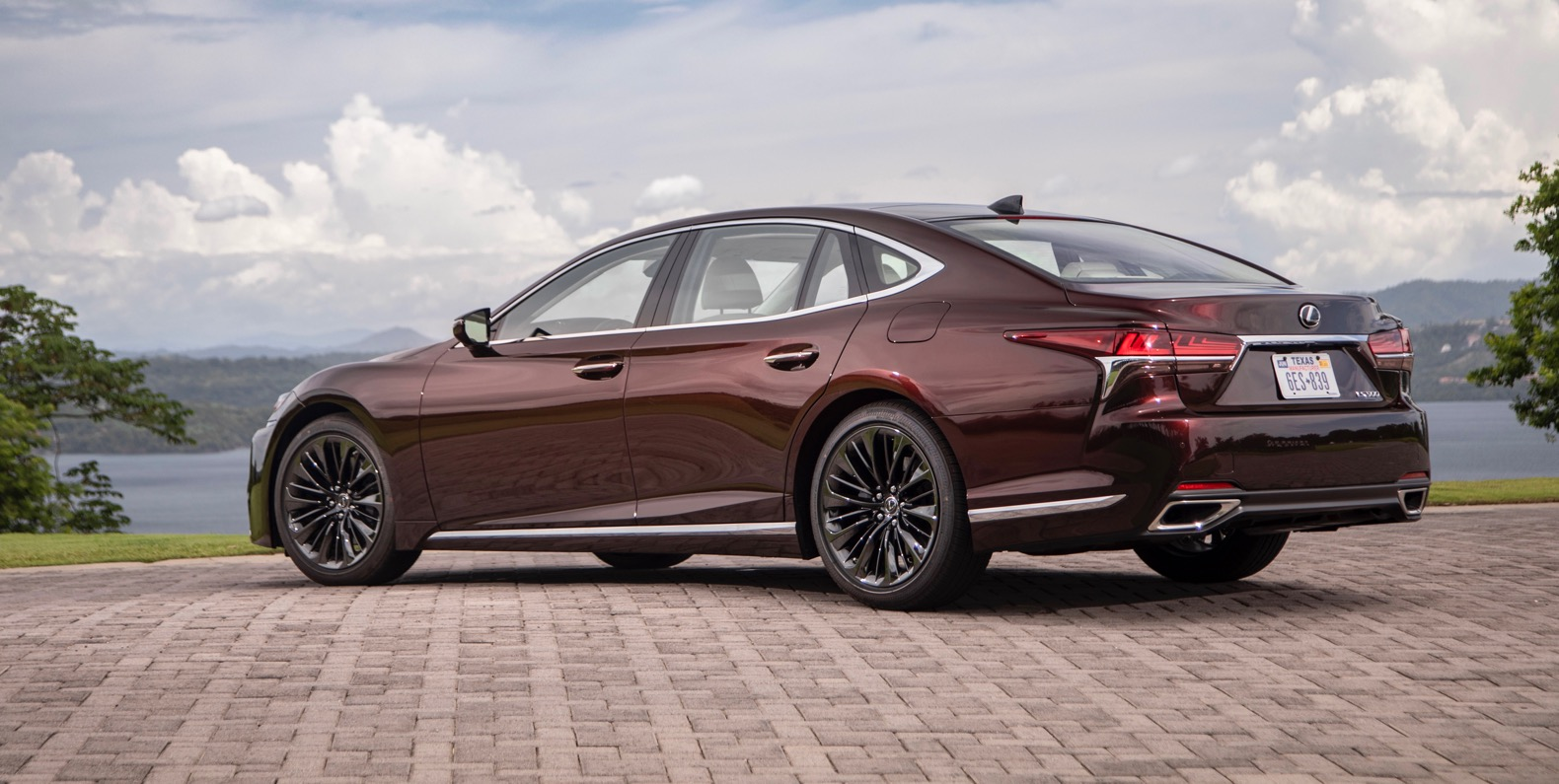 2020 lexus ls 500 inspiration series is limited to only 300 units