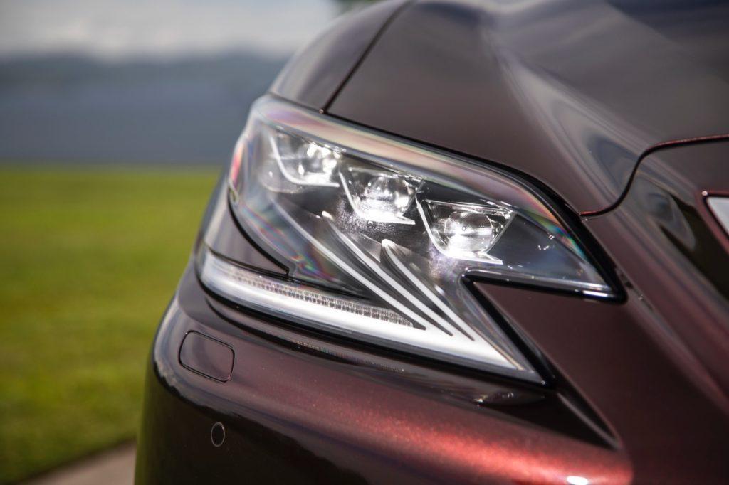 2020 Lexus LS 500 Inspiration Series