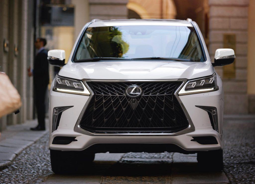 2020 Lexus LX 570 Sport Package