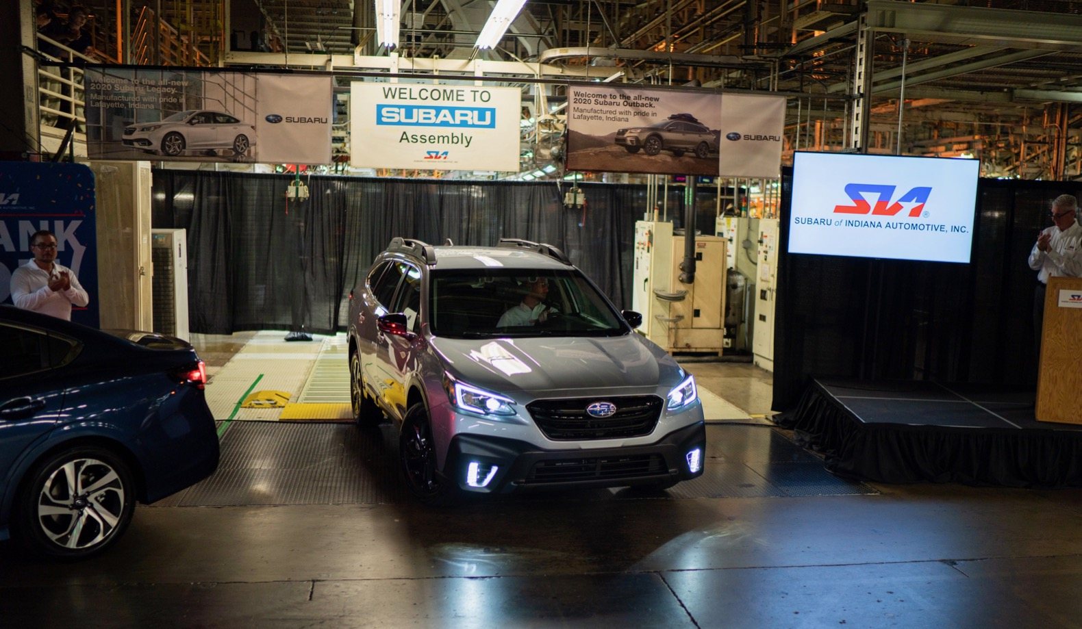 2020 Subaru Legacy and Outback production kicks off | The Torque Report