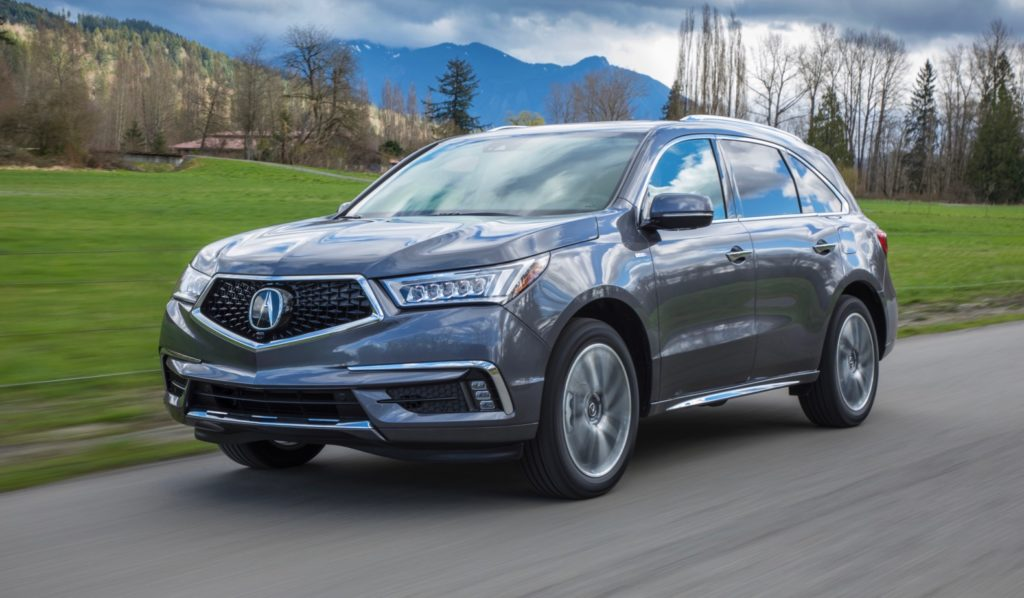 2020 Acura MDX starts at $45,395 | The Torque Report
