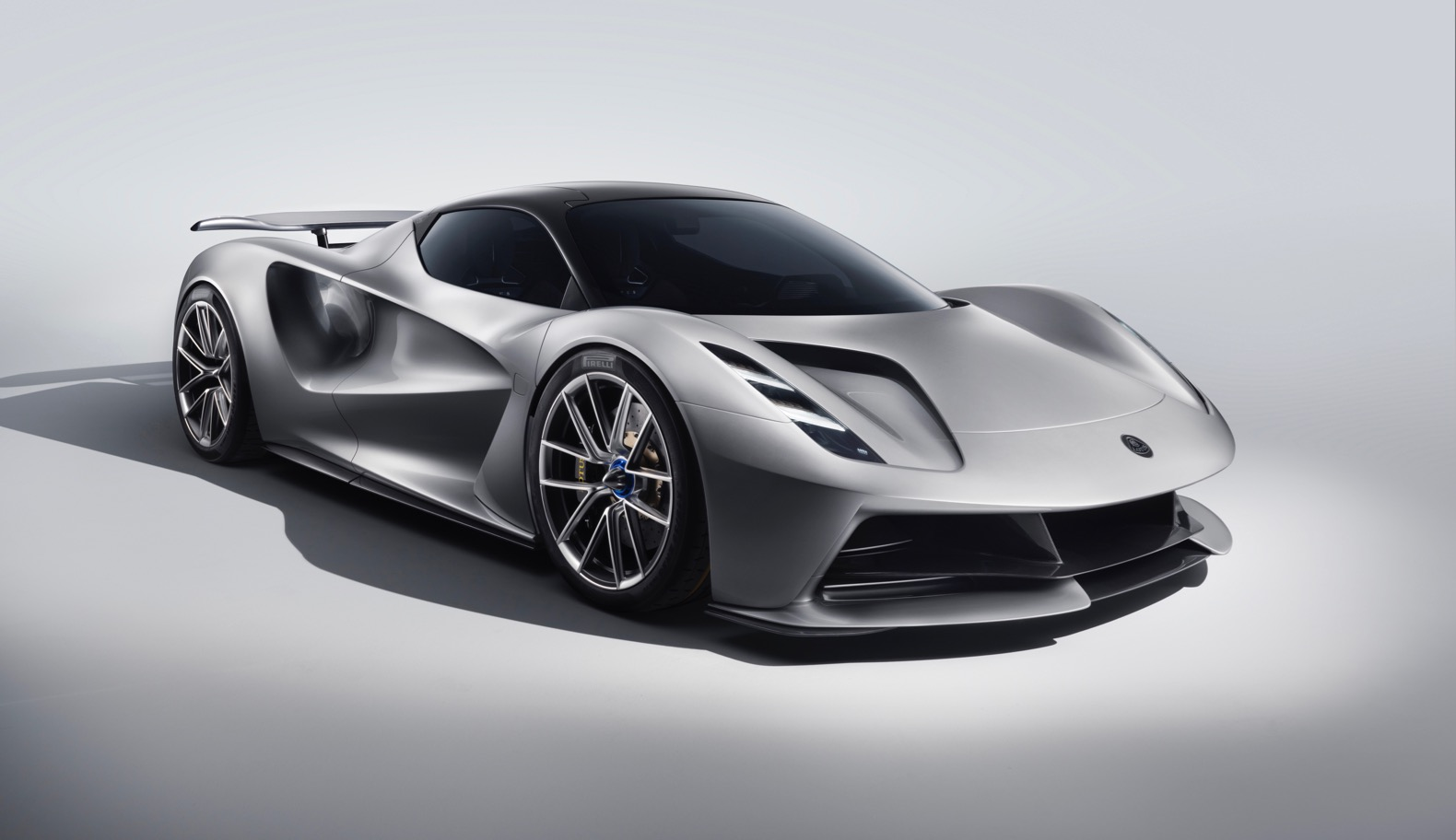 Lotus Evija electric hypercar arrives with almost 2,000 HP