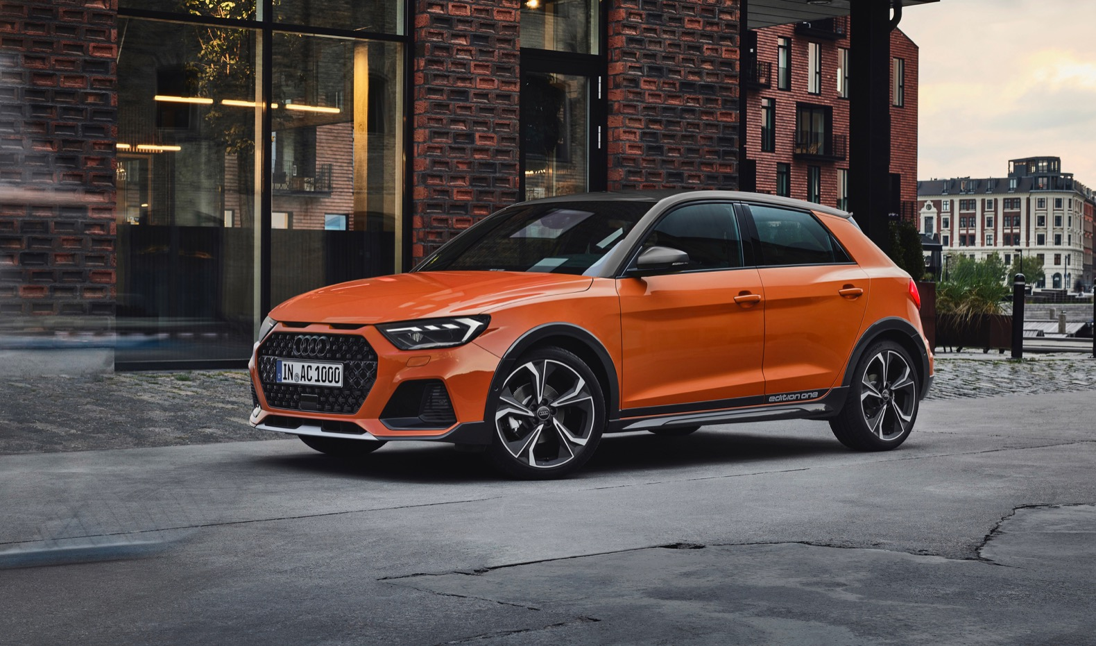 2020 Audi A1 Citycarver Is Ready For The City
