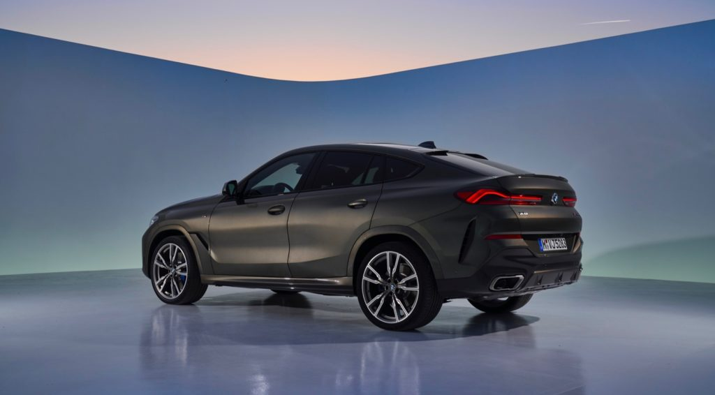 2020 Bmw X6 Debuts With An Illuminated Grille The Torque