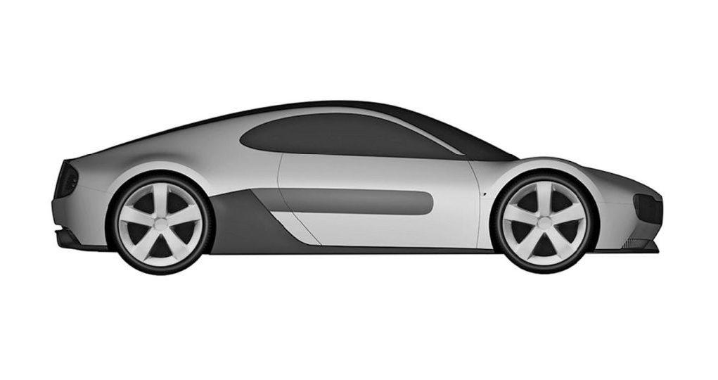 Honda Sports EV patent images