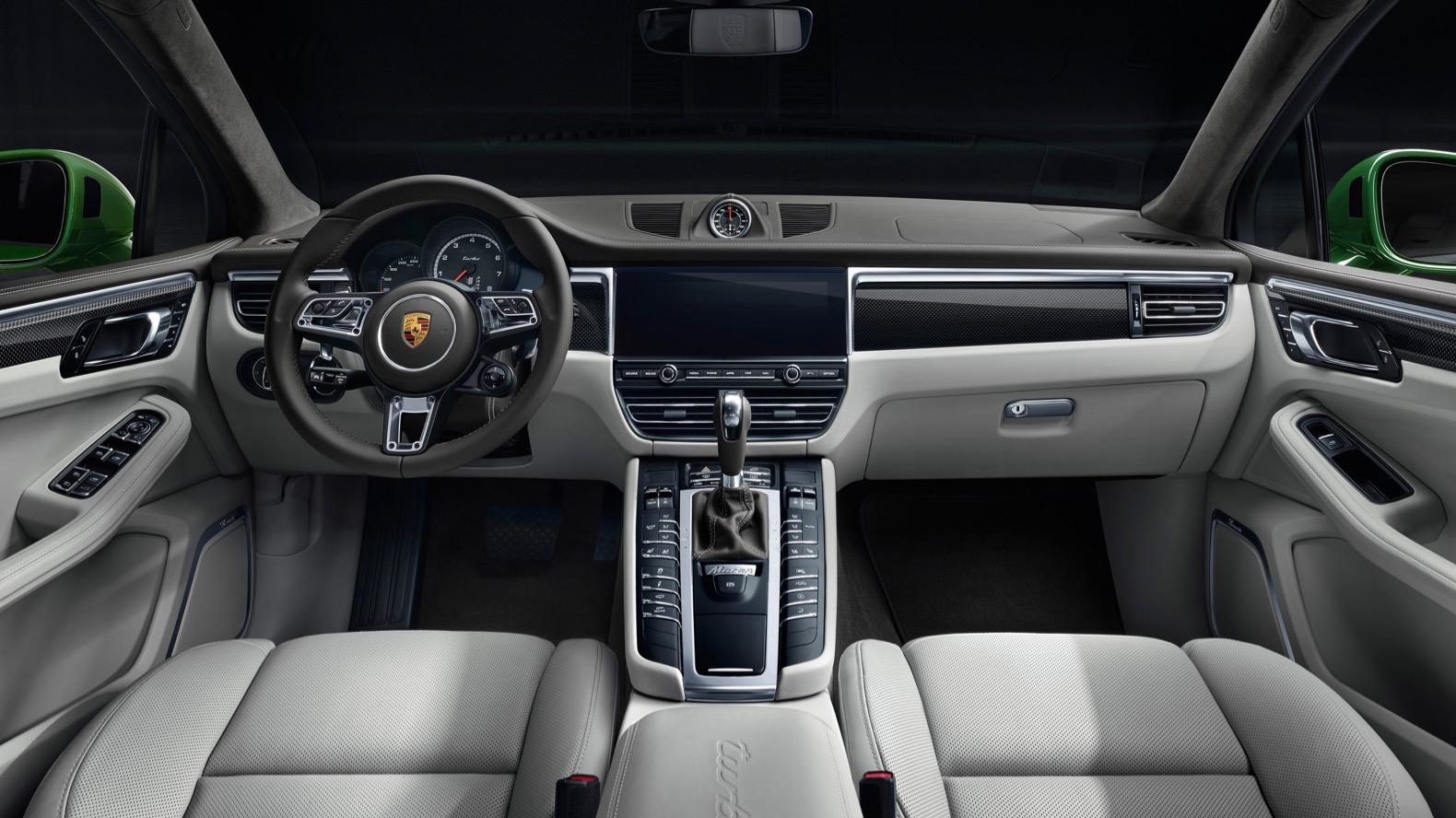 2020 Porsche Macan Turbo arrives with 434-hp   The Torque ...