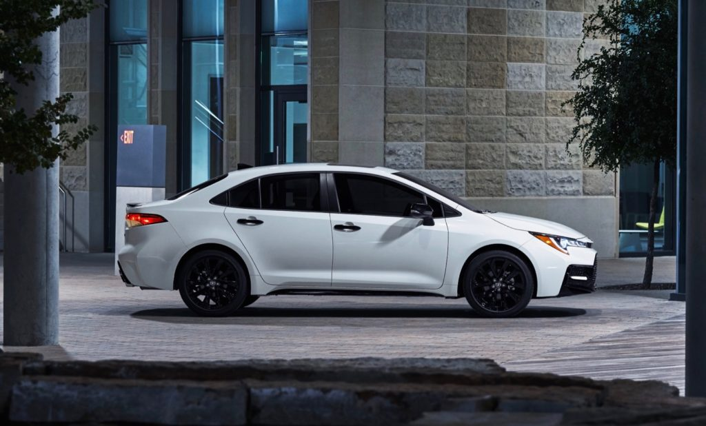 2020 Toyota Corolla Nightshade Edition blacks it out | The Torque Report